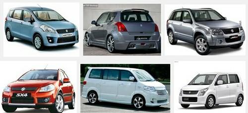 Daftar Harga Mobil Suzuki Murah Terbaru 2019